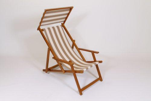 zonnekapje voor bij strandstoel