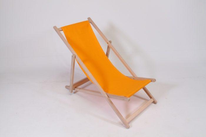 high quality beach chair yellow