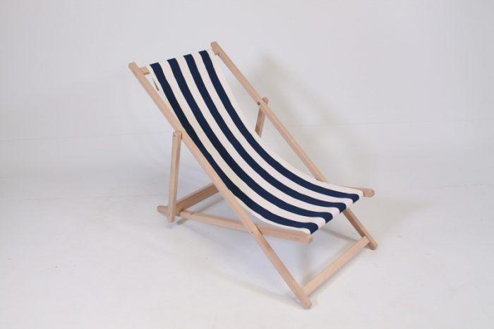 beach chair navy sailor