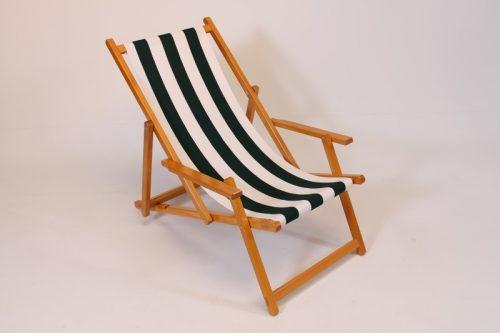 wooden beach chair Noordwijk cotton carpet