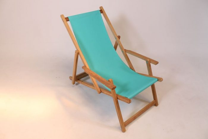 wooden beach chair iroko hardwood