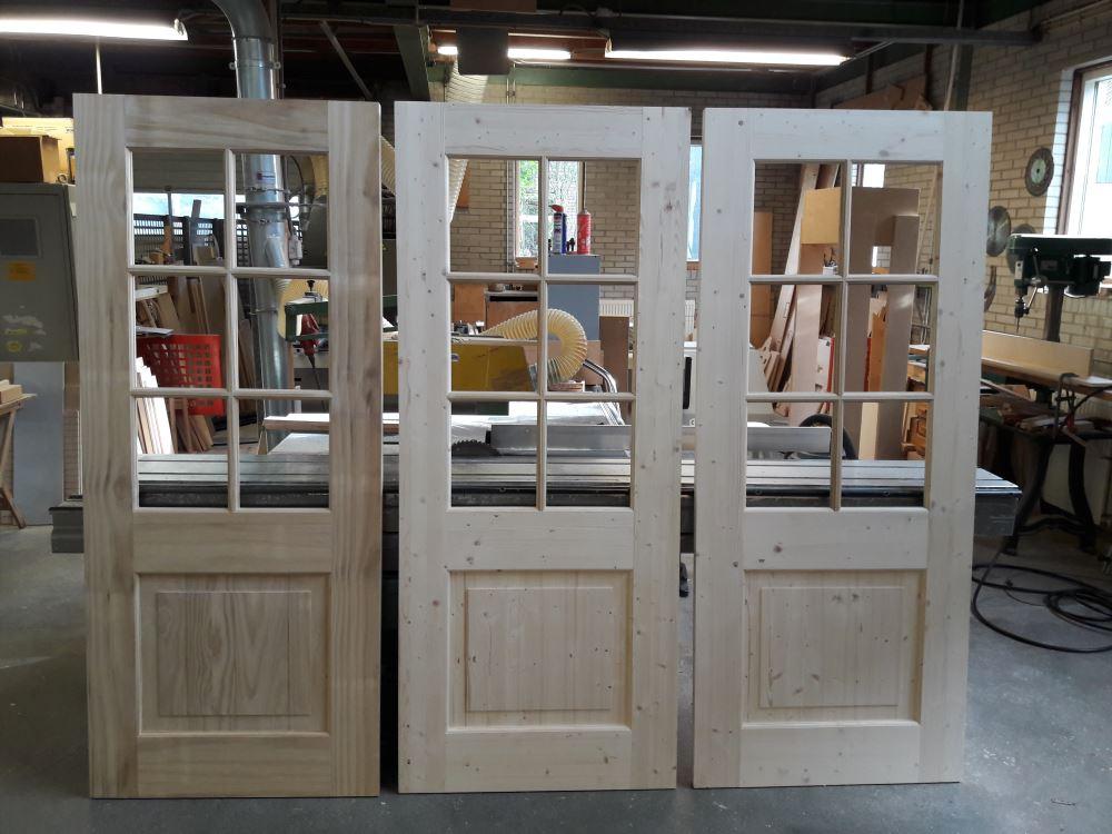 houten deuren maatwerk